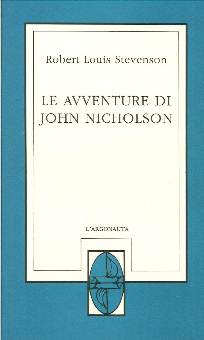 Le avventure di John Nicholson.