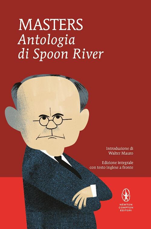 Antologia di Spoon River. Testo inglese a fronte. Ediz. integrale.