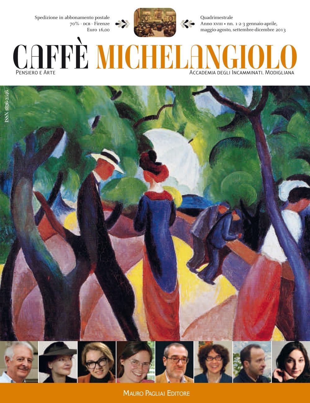 Caffè Michelangiolo (2013) vol. 1-3
