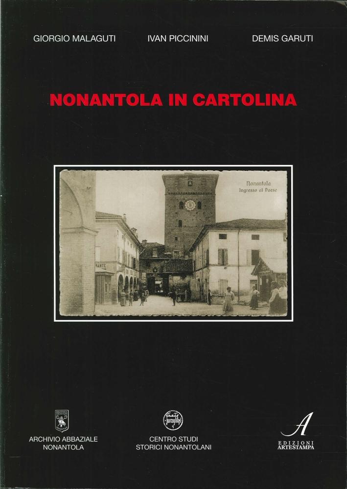 Nonantola in Cartolina.