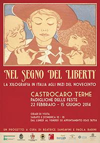 Nel segno del Liberty. La xilografia in Italia agli inizi del Novecento.