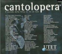 Cantolopera. Il mondo della lirica in 10 cd-rom.