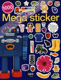 Mega sticker. Più di 1000 sticker.