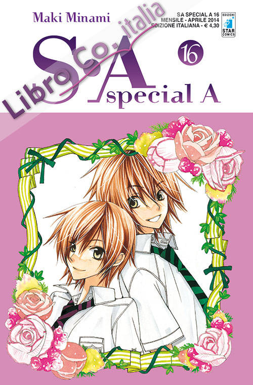 SA. Special A.. Vol. 16