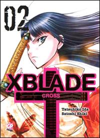 Xblade cross. Vol. 2.