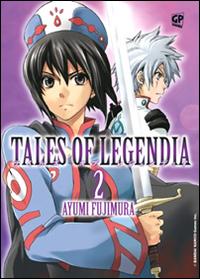 Tales of Legendia. Vol. 2.