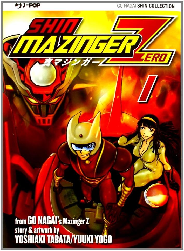 Shin Mazinger Zero. Vol. 1.