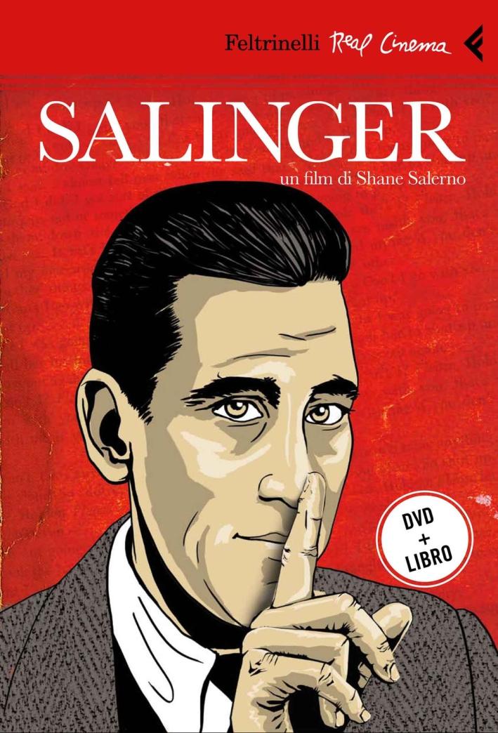 Salinger. DVD. Con libro.