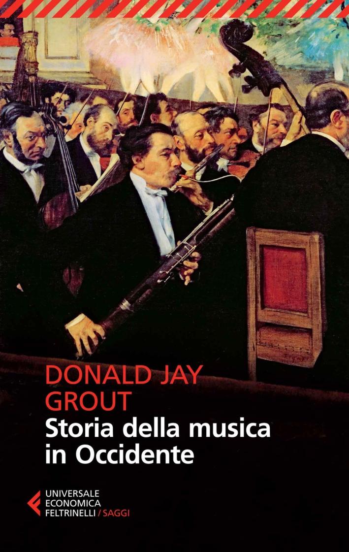 Storia della musica in Occidente.