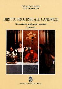 Diritto processuale canonico. Vol. 2/2.