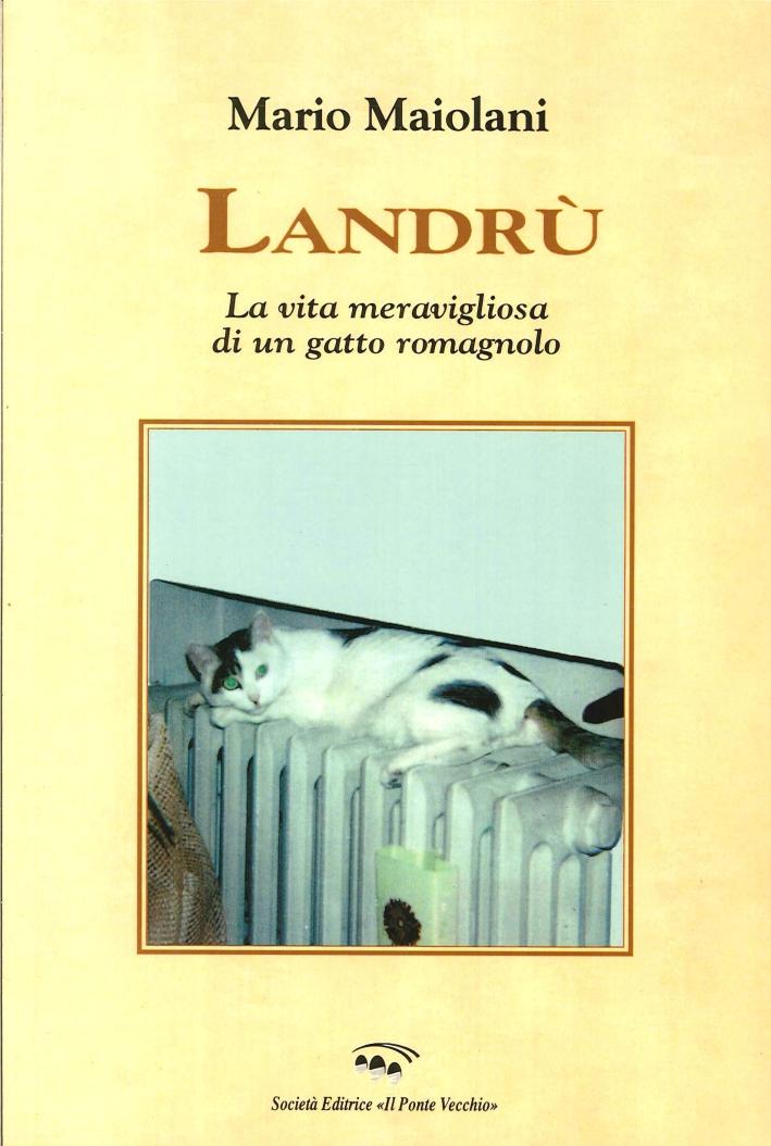 Landrù. La vita meravigliosa di un gatto romagnolo