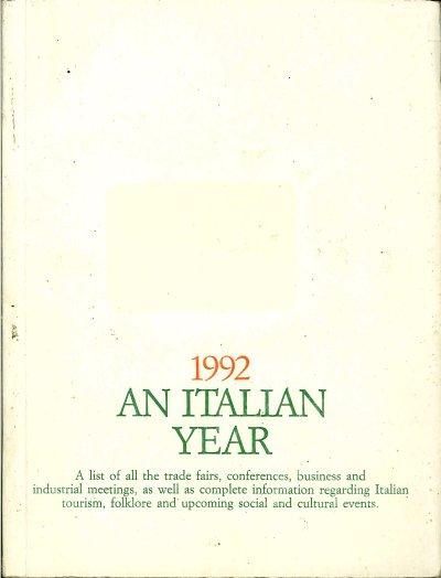 1992. An Italian Year