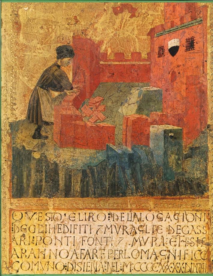 I Castelli del Senese. Strutture Fortificate dell'Area Senese-Grossetana