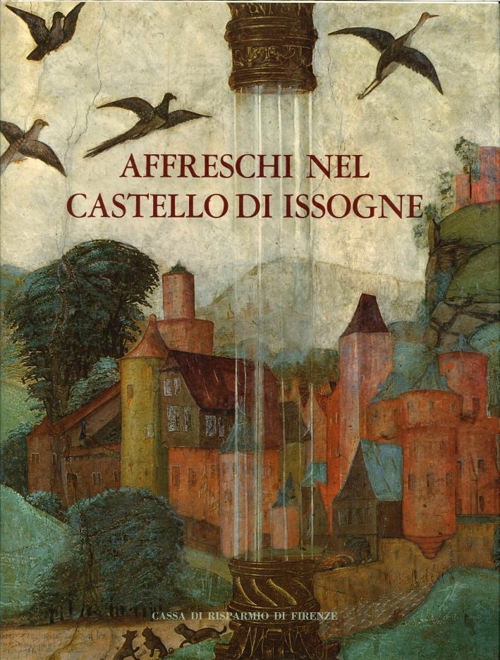 Affreschi nel Castello di Issogne