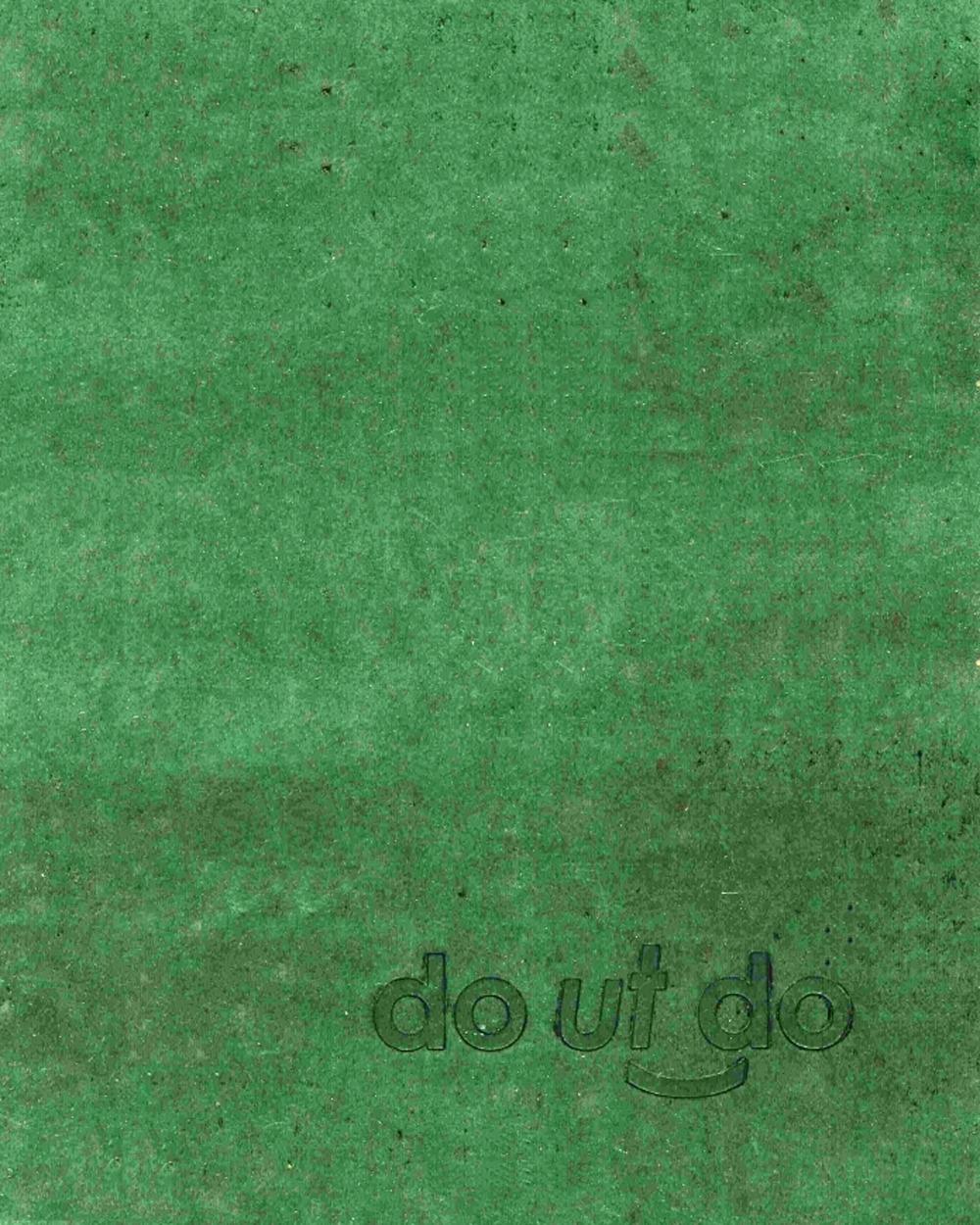 Do Ut Do. 2014. Design