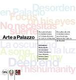 Arte a Palazzo. Due anni di arte contemporanea all'Istituto Italiano di Cultura di Madrid. Arte a Palazzo. Dos años de arte contemporáneo en el Instituto Italiano de Cultura de Madrid