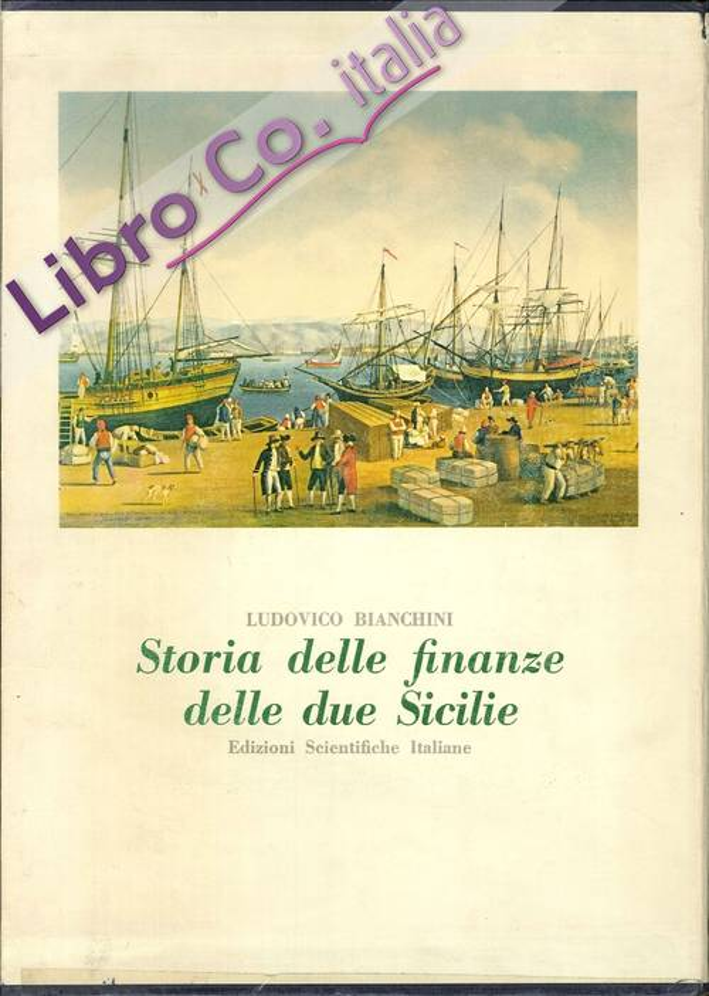 Storia delle Finanze del Regno delle Due Sicilie
