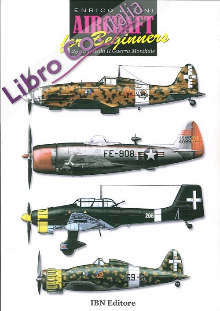 Aircraft for beginners. 25 aerei della II guerra mondiale