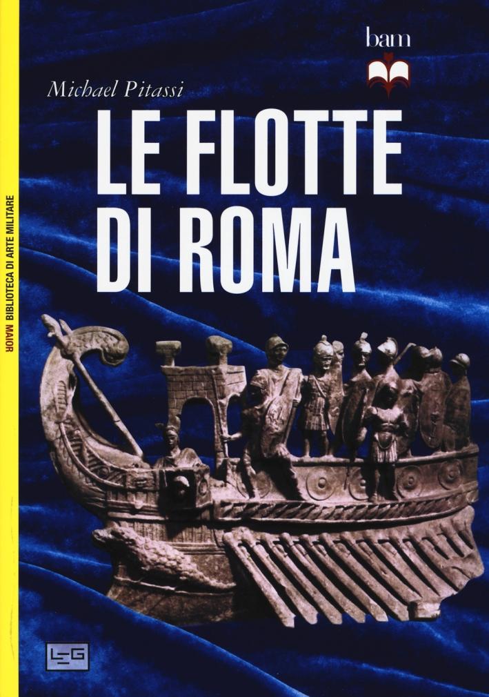 Le flotte di Roma.