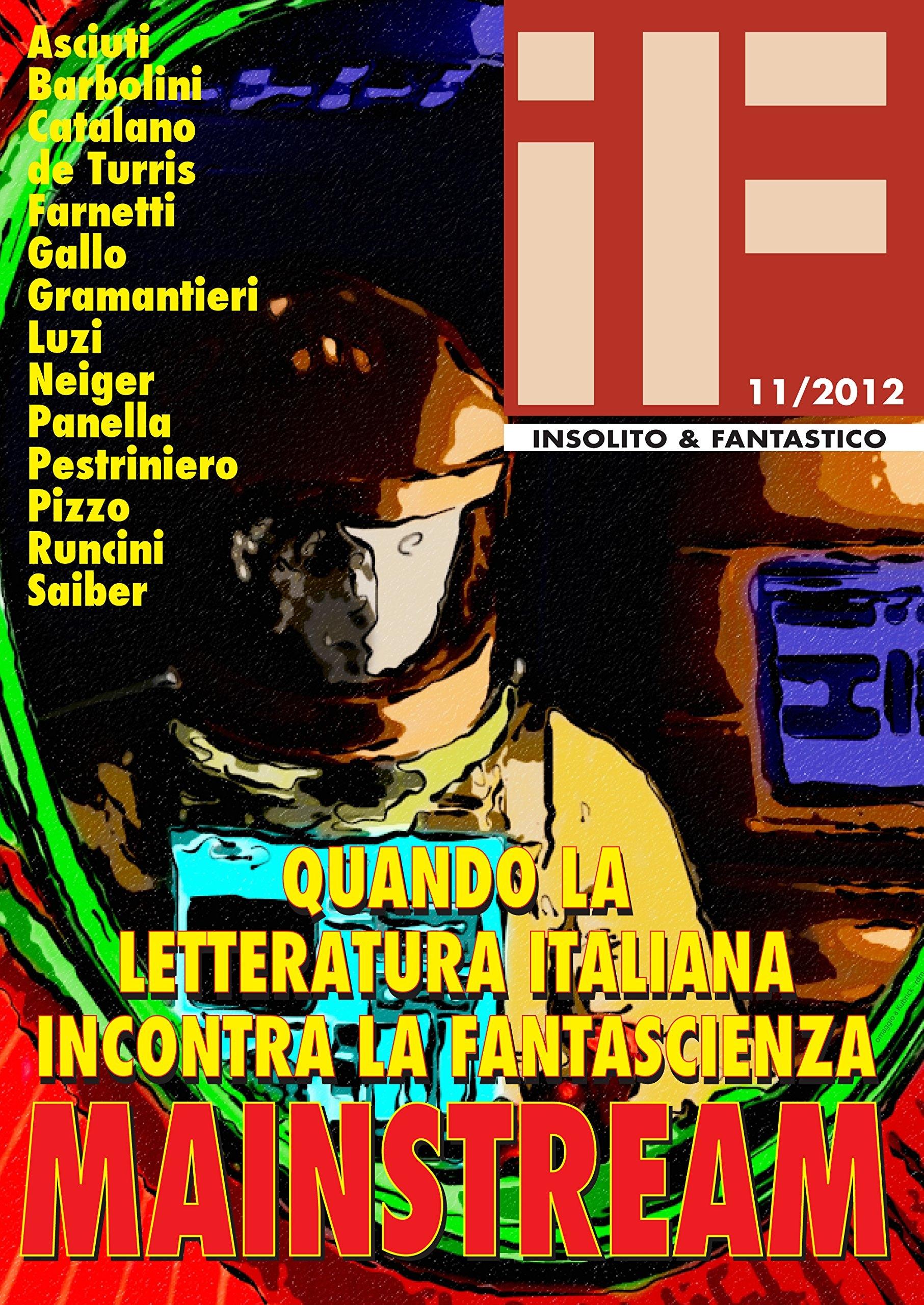 Mainstream. Quando la letteratura italiana incontra la fantascienza.