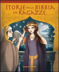 Storie della Bibbia per ragazze.
