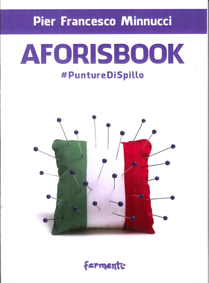 Aforisbook #punturedispillo