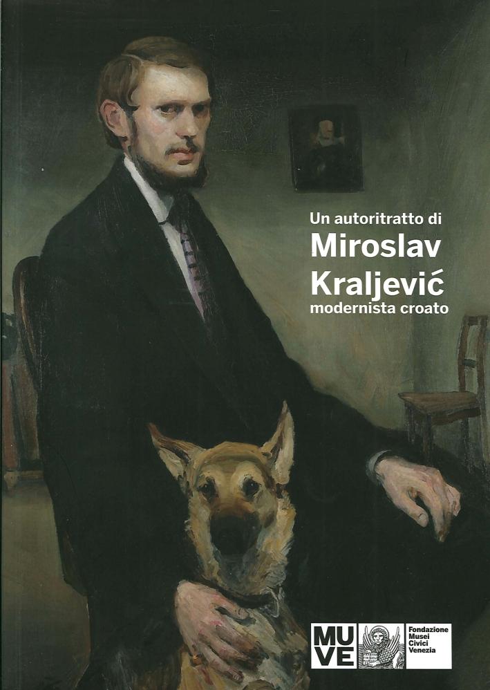Un autoritratto di Miroslav Kraljevic modernista croato