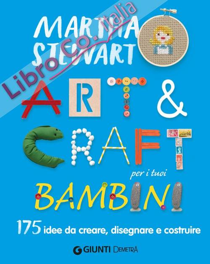 Art & craft per i tuoi bambini.