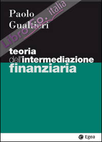 Teoria dell'intermediazione finanziaria