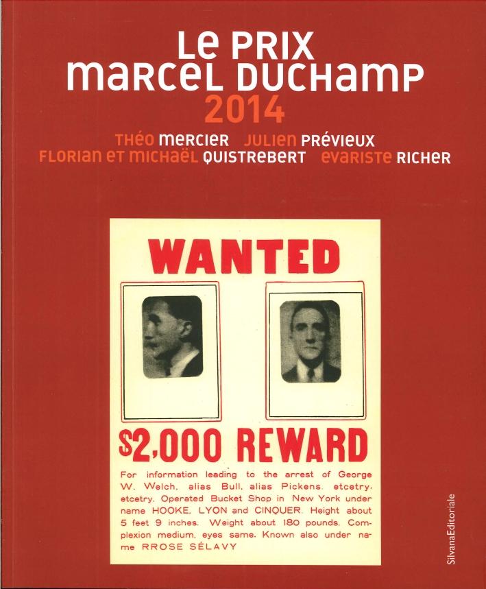 Les Prix Marcel Duchamp 2014