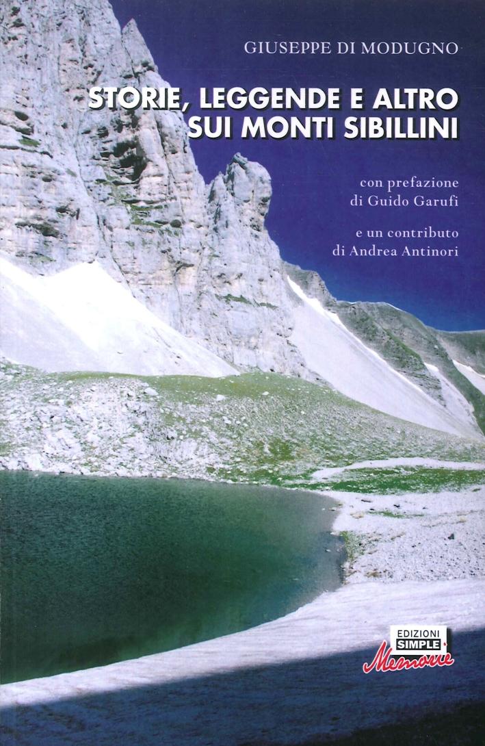 Storie, Leggende e Altro sui Monti Sibillini