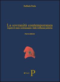 La sovranità contemporanea. Aspetti di storia costituzionale e delle istituzioni politiche