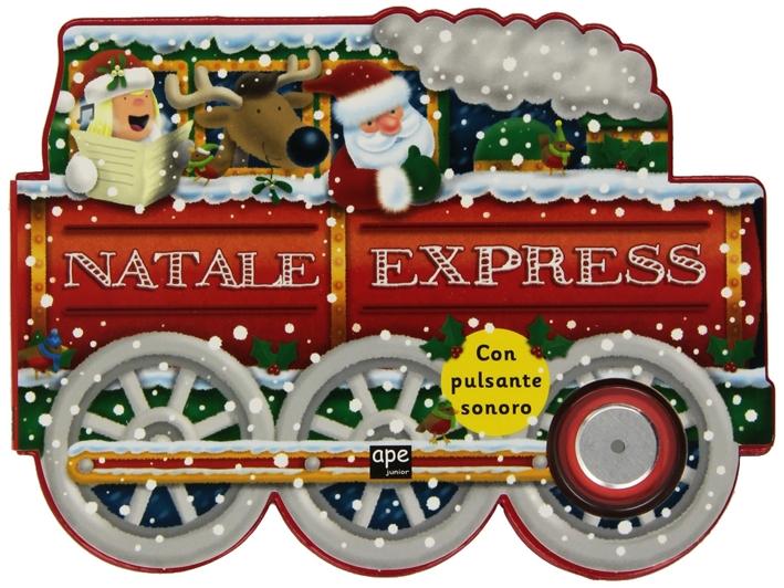 Natale Express. Libro sonoro
