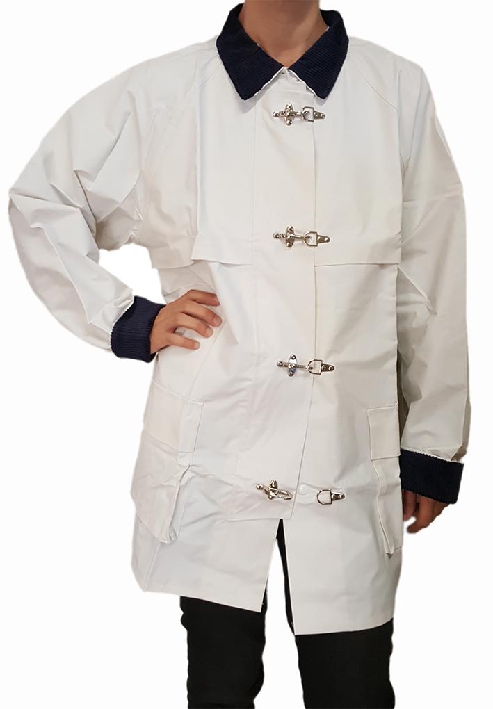 Giubbotto Cerato Bianco XL