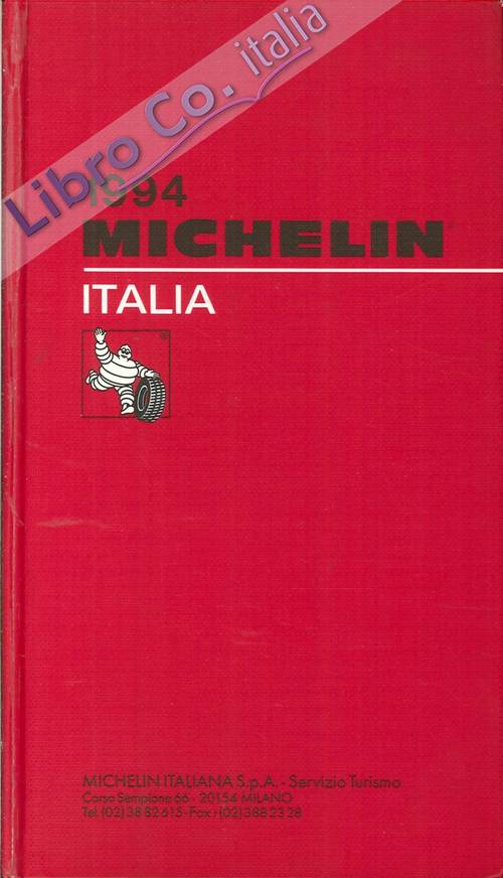 Michelin Italia 1994