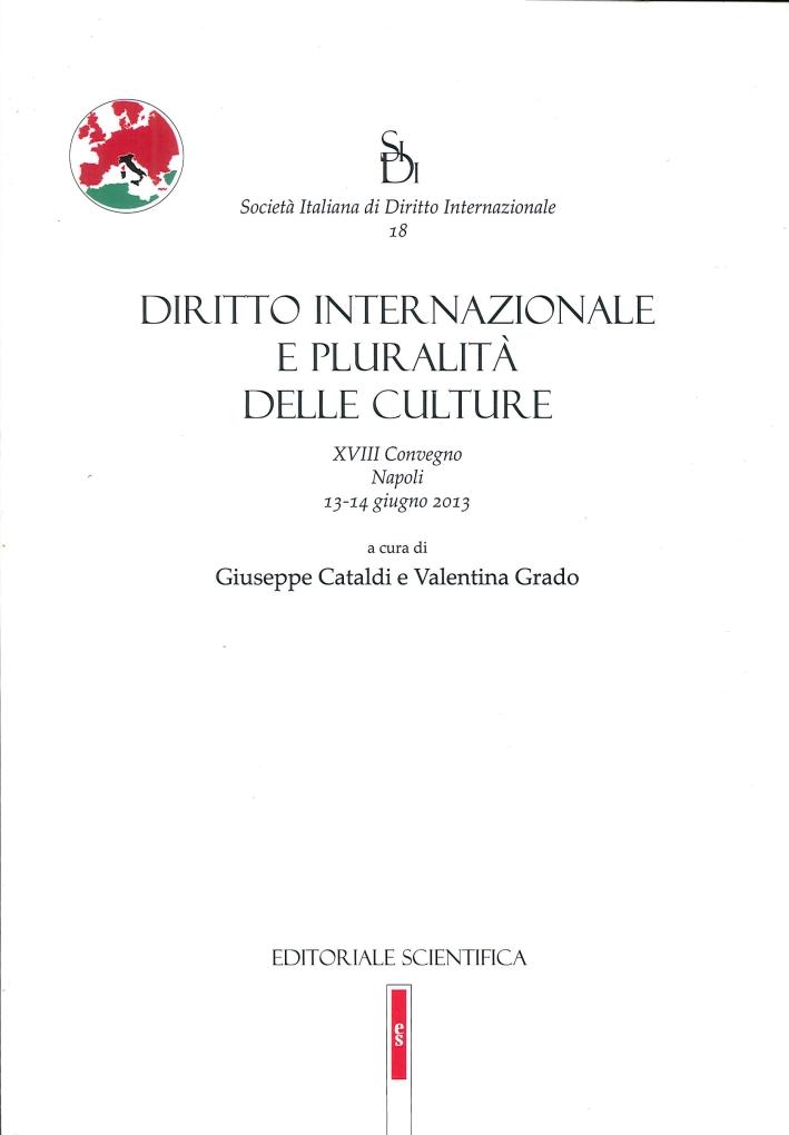 Diritto Internazionale e Pluralità delle Culture