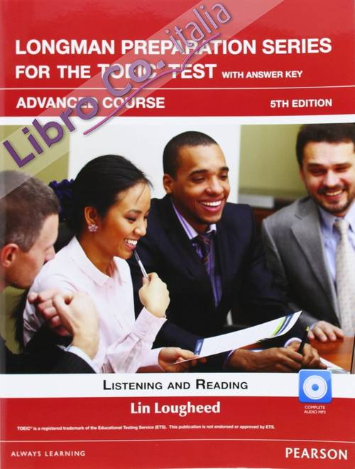 Longman Preparation Series for the TOEIC Test: Listening and