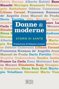 Donne & moderne. Storie di sante