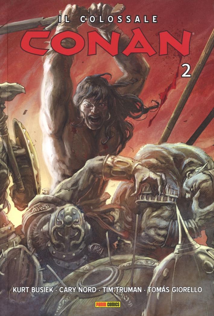 Il colossale Conan. Vol. 2