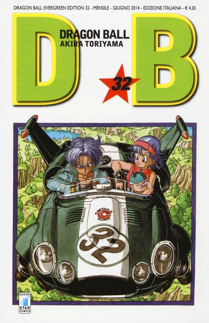 Dragon Ball. Evergreen edition. Vol. 32