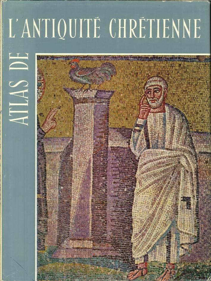 Atlas De l'Antiquité Chrétienne