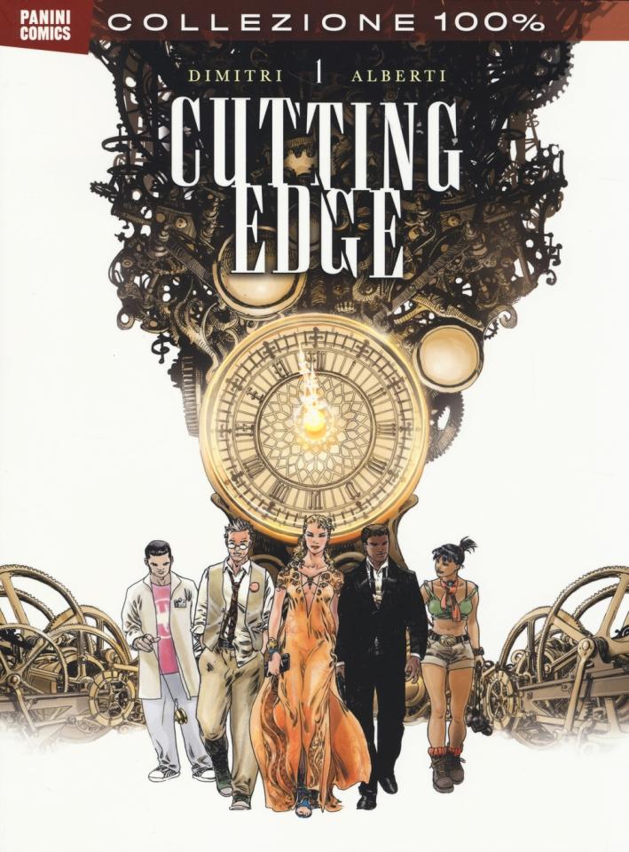 Cutting Edge. Vol. 1