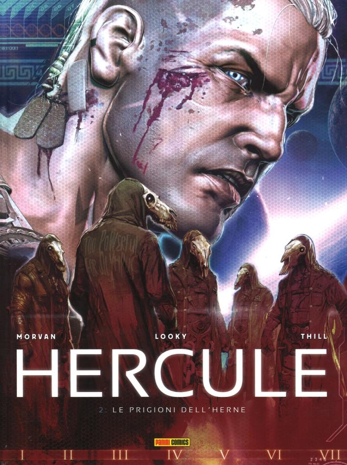 Le prigioni dell'Herne. Hercule. Vol. 2.