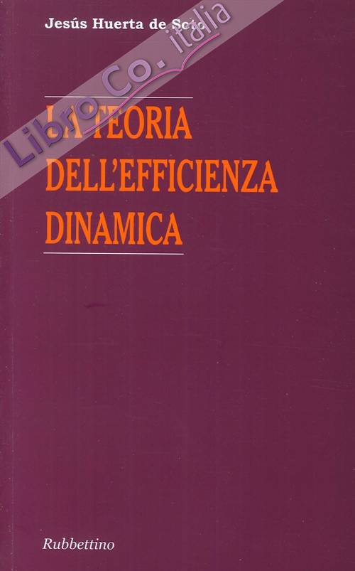 La Teoria dell'Efficienza Dinamica