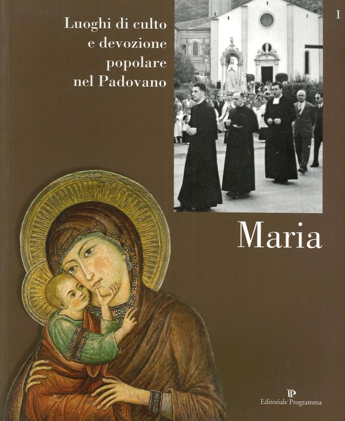 Luoghi di Culto e di Devozione popolare nel Padovano. Volume 1. Maria