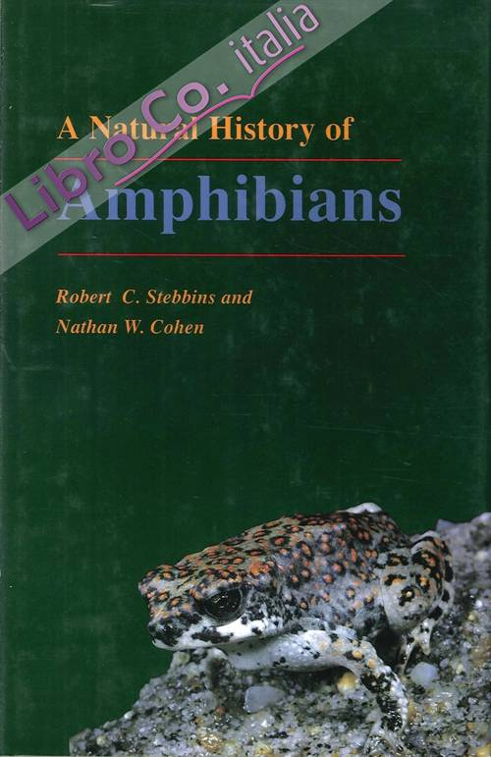A Natura History of Amphibians.