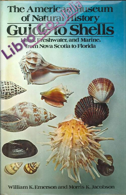 The American Museum of Natural History. Guide To Shells. Land, Freshwater, and Marine, From Nova Scotia To Florida