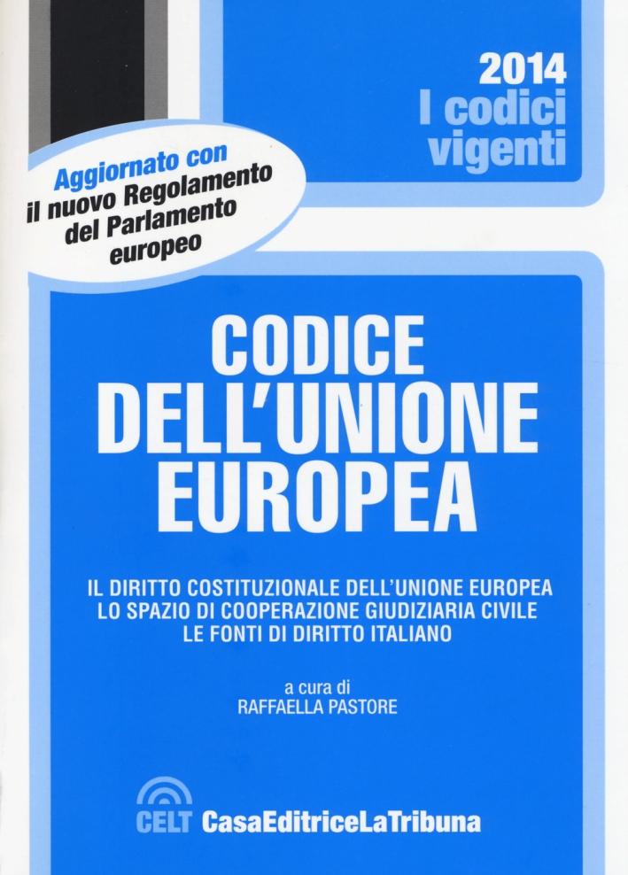 Codice dell'Unione Europea 2014