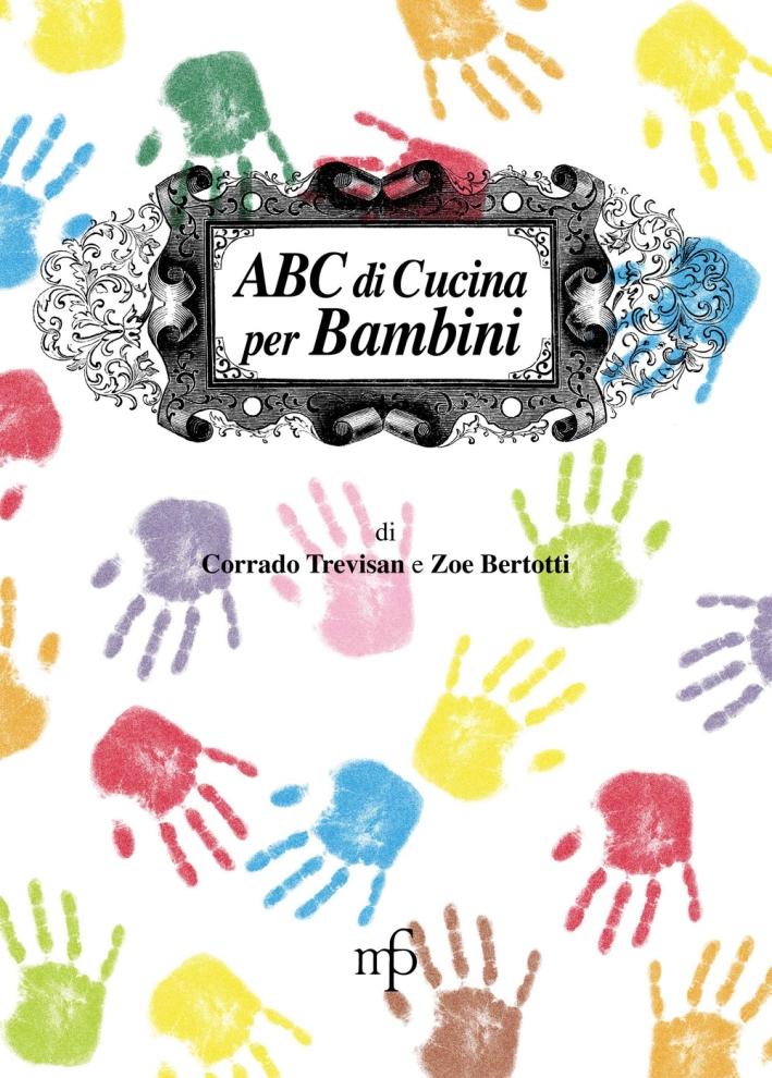 ABC di cucina per bambini.