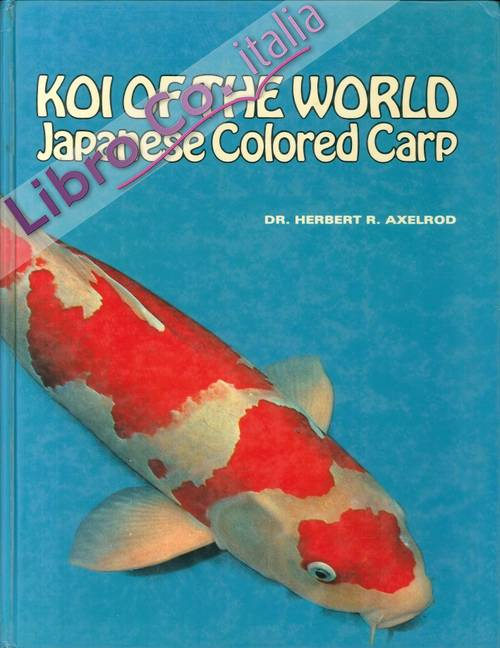 Koi of the World, Japanese Colored Carp.